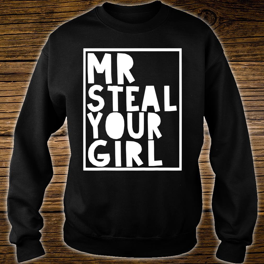 Mr Steal Your Girl Toddler Shirt sweater