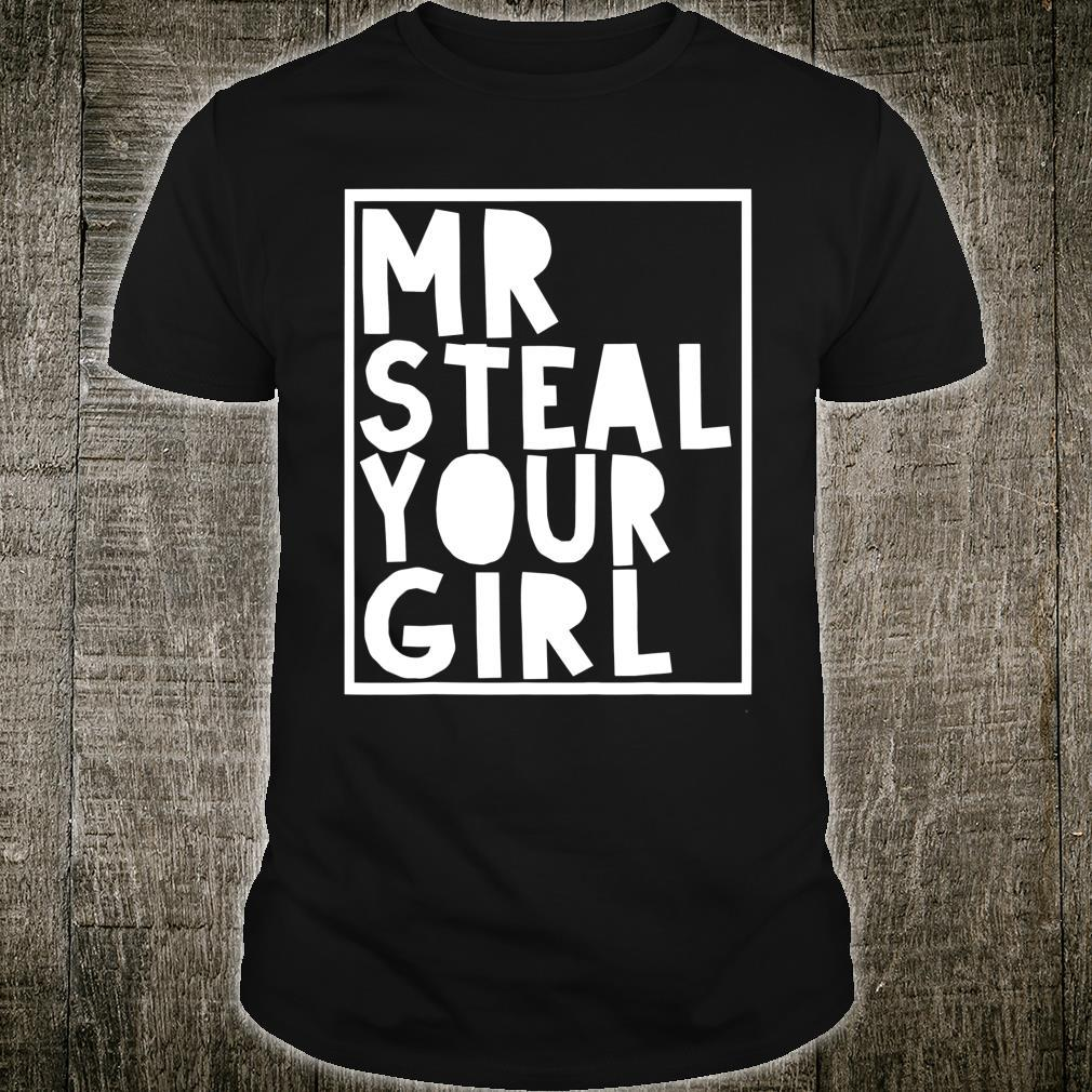 Mr Steal Your Girl Toddler Shirt