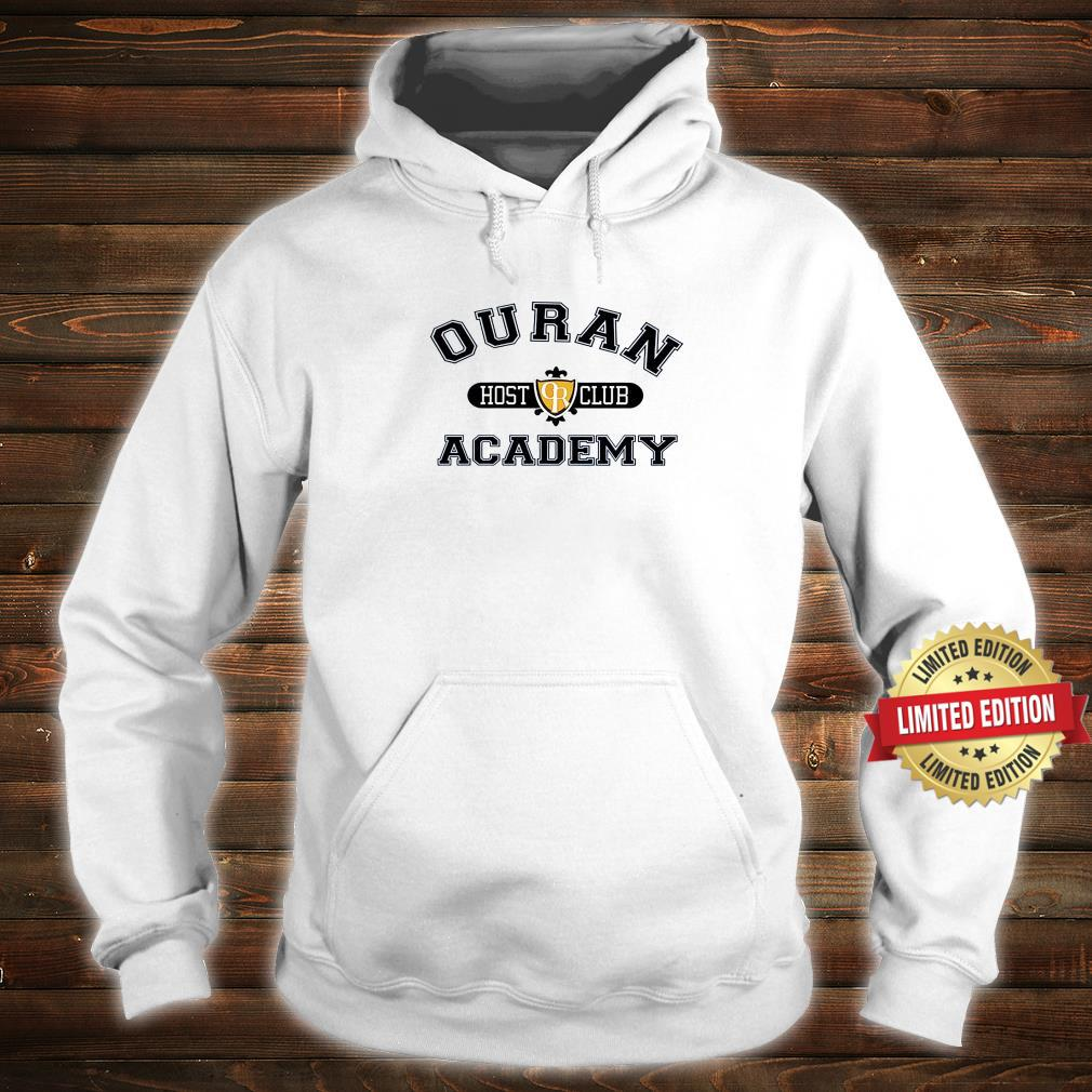 Ouran Host Club Academy Crewneck Shirt hoodie