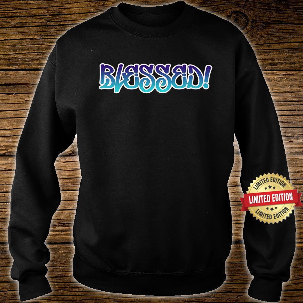 TSL Blessed Shirt sweater
