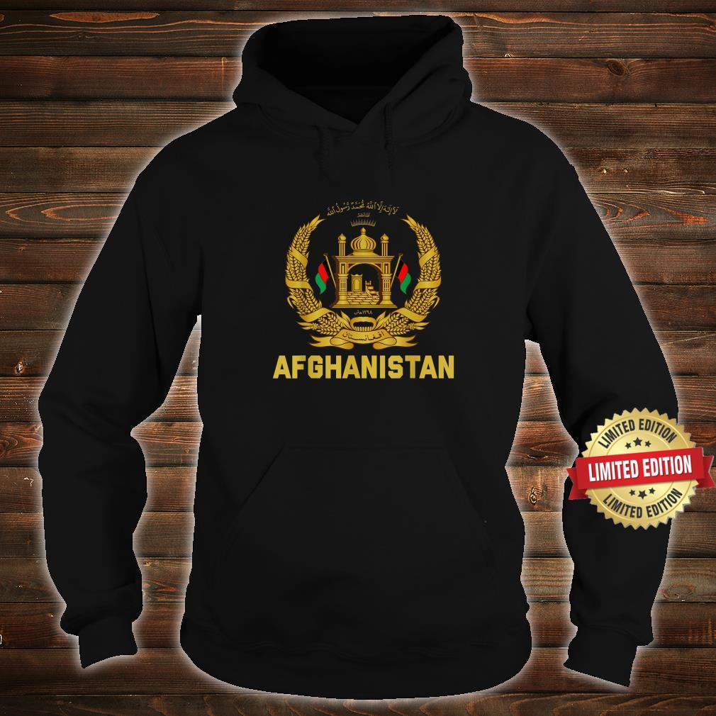 Vintage Afghanistan Afghan Flag United state Veteran Support Shirt hoodie