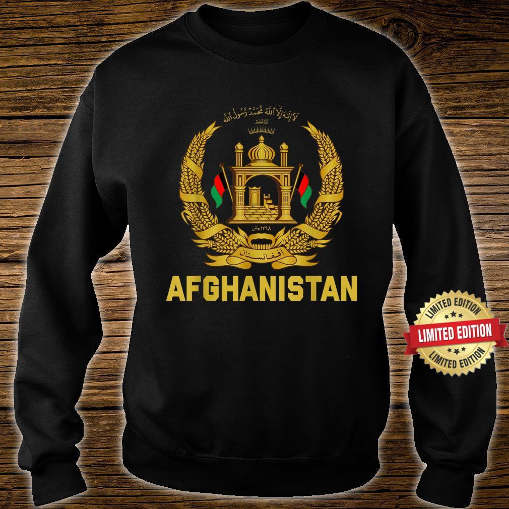 Vintage Afghanistan Afghan Flag United state Veteran Support Shirt sweater