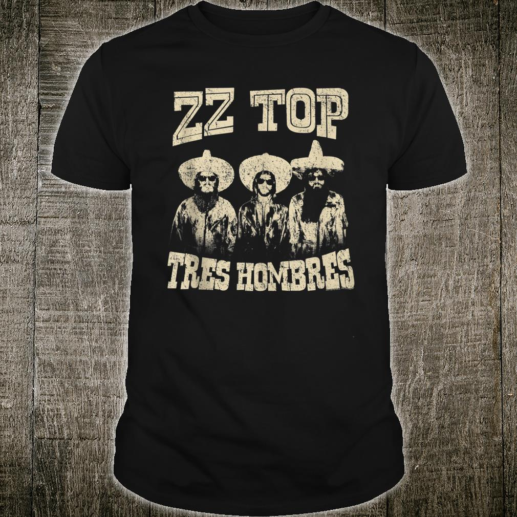 ZZ Top Hombres Shirt