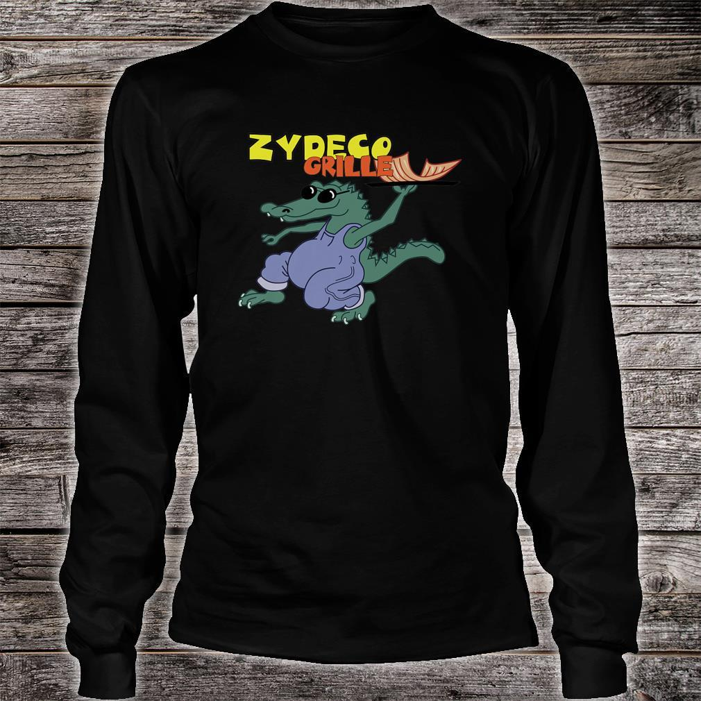 Zydeco Grille Shirt long sleeved