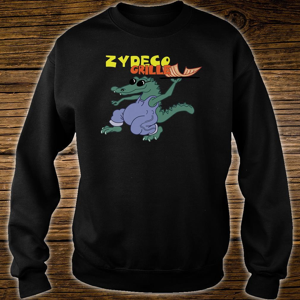 Zydeco Grille Shirt sweater