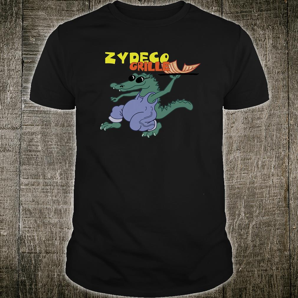 Zydeco Grille Shirt
