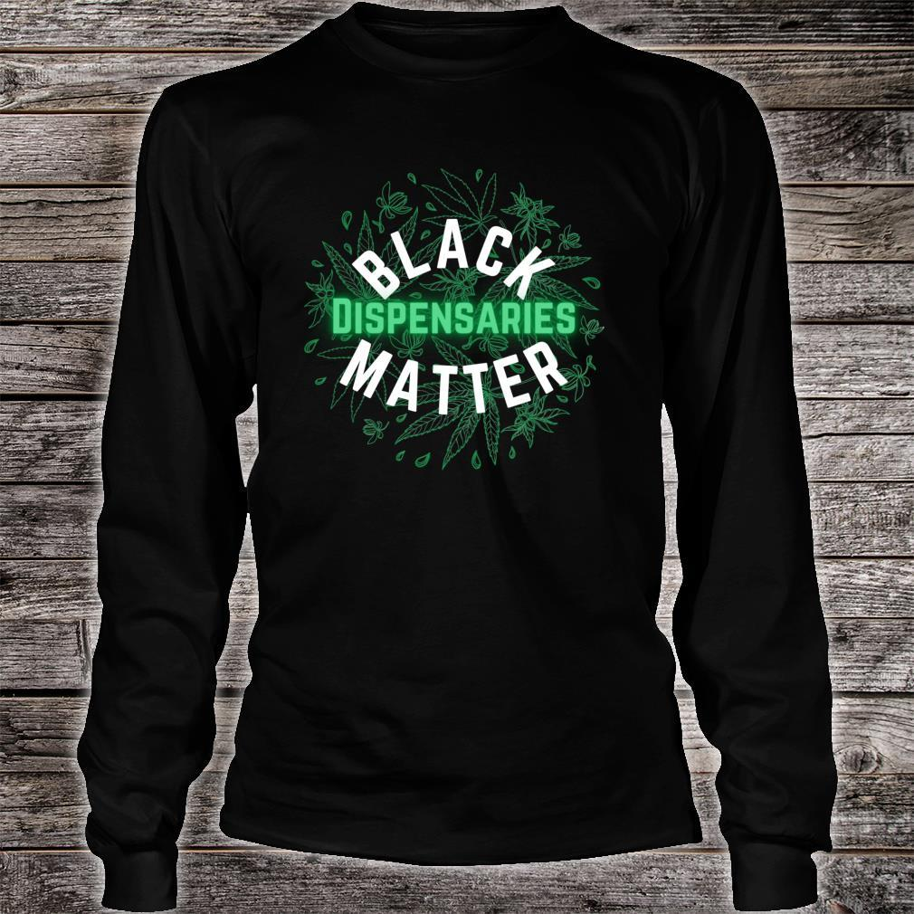 Black Owned and Operated Shirt long sleeved