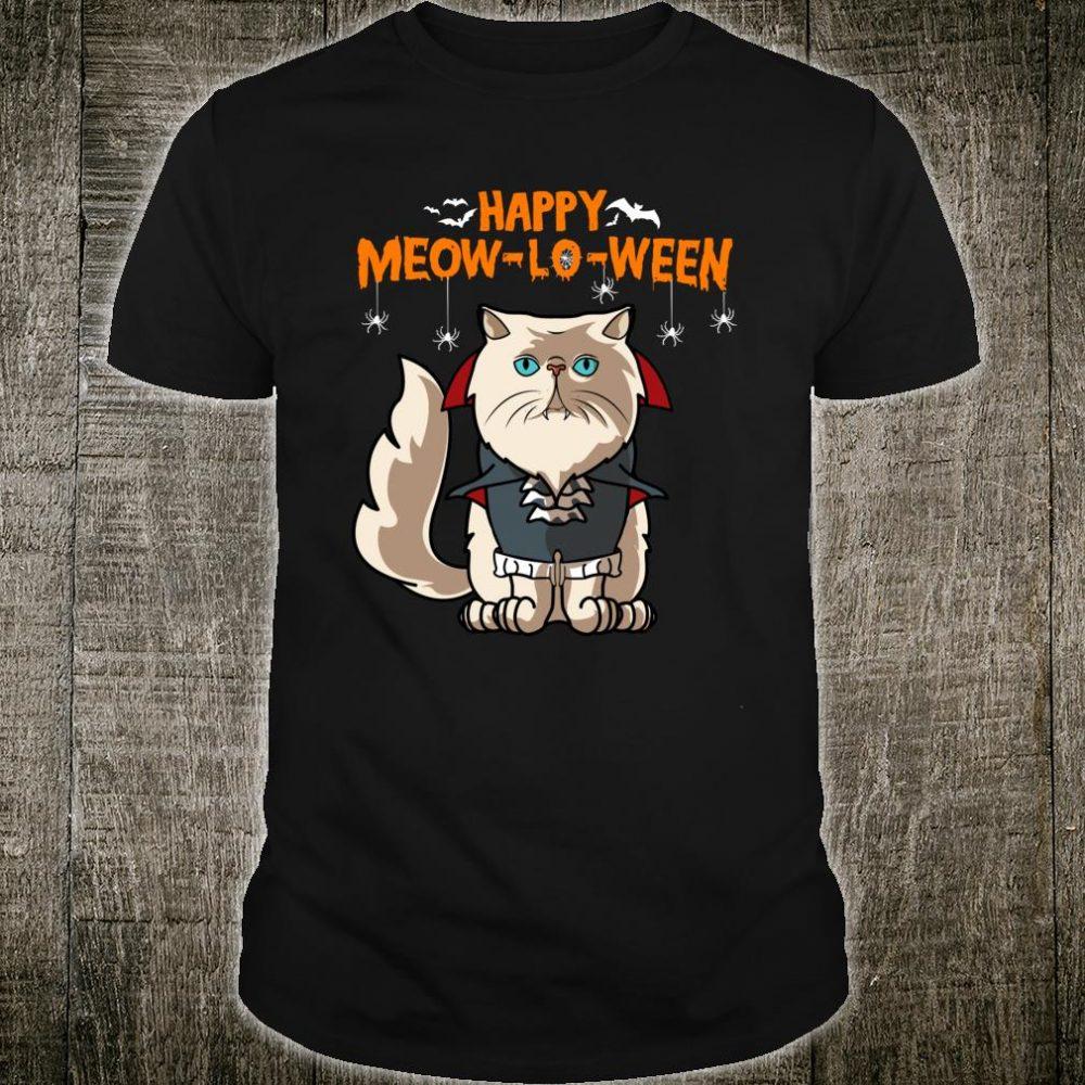 Happy Meow-Lo-Ween Shirt