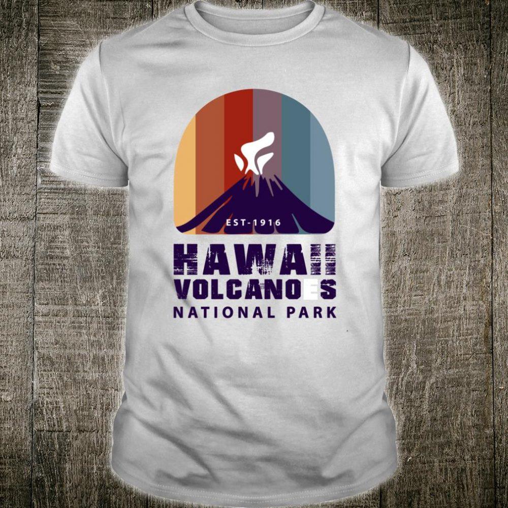 Hawaii Volcanoes National Park Shirt
