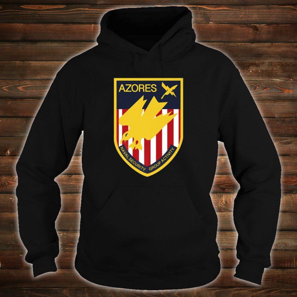 NSGA AZORES Full Chest Shirt hoodie