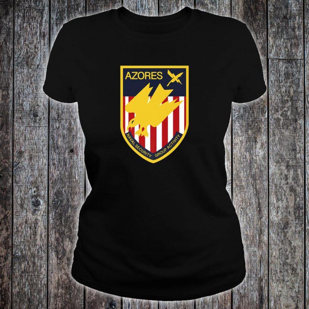 NSGA AZORES Full Chest Shirt ladies tee
