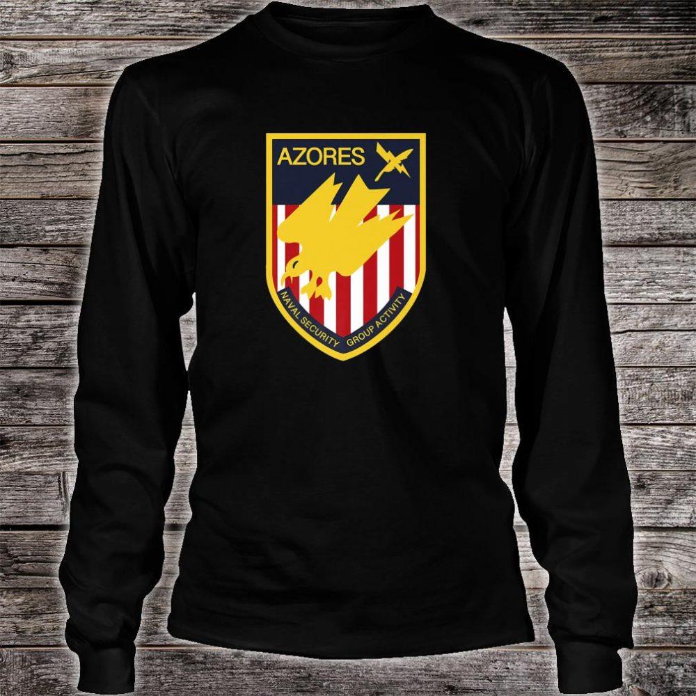 NSGA AZORES Full Chest Shirt long sleeved