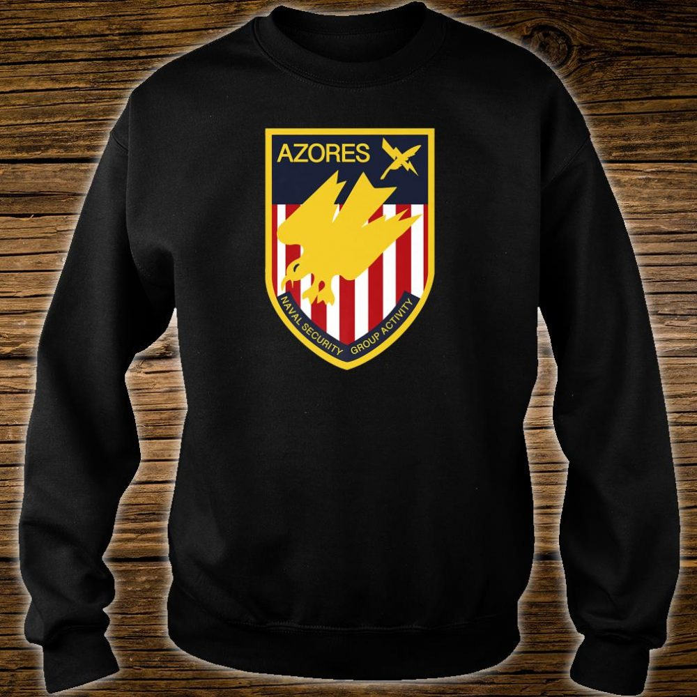NSGA AZORES Full Chest Shirt sweater
