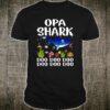Opa Shark Doo Doo Shirt