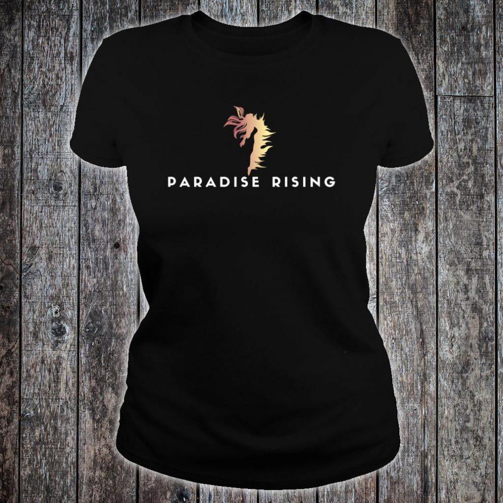 Paradise Rising Shirt ladies tee
