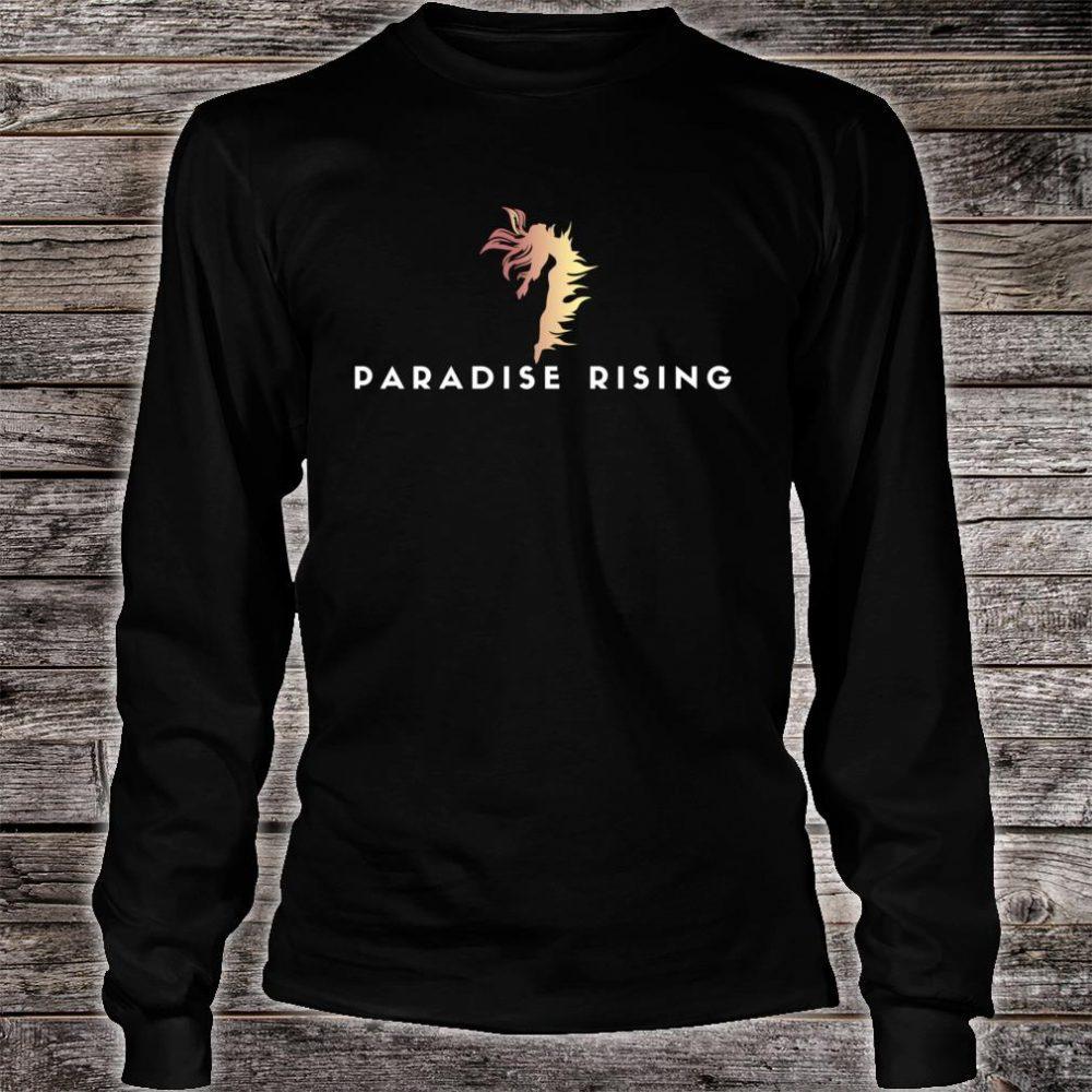 Paradise Rising Shirt long sleeved
