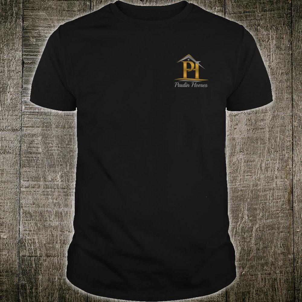 Paulin Homes Shirt