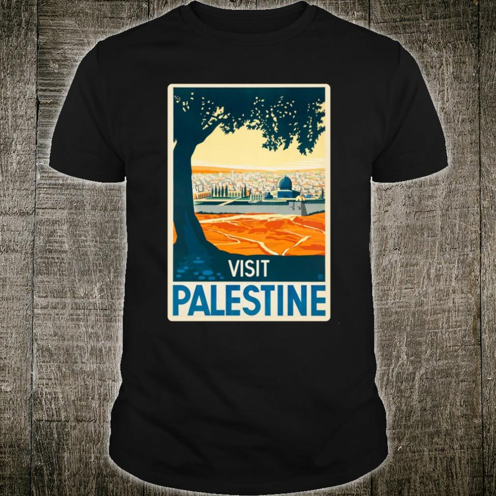 Poster Middle East Shirt