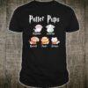 Potter Pups Harry Pawter Cute Puppy Dogs Shirt