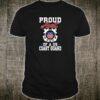 Proud US Coast Guard Aunt Shirt
