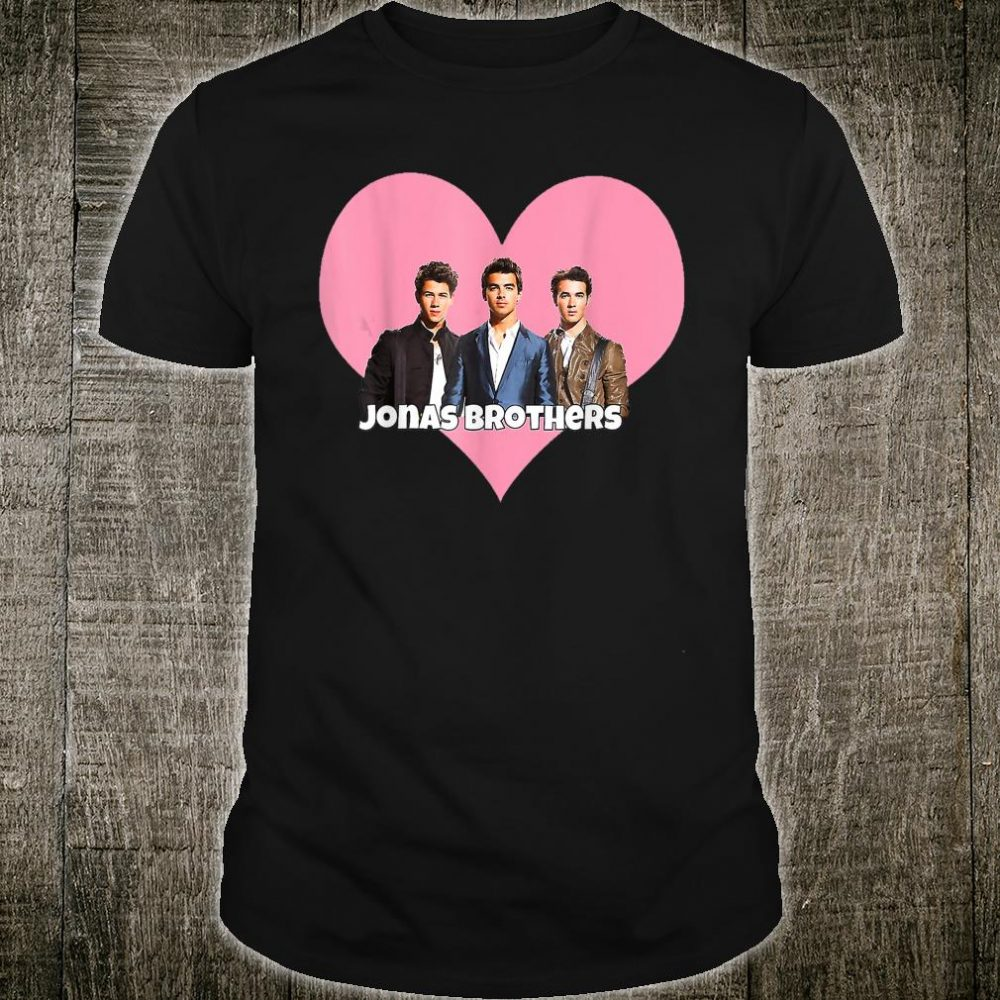 Retro Vintage Jonas Name Fan Shirt