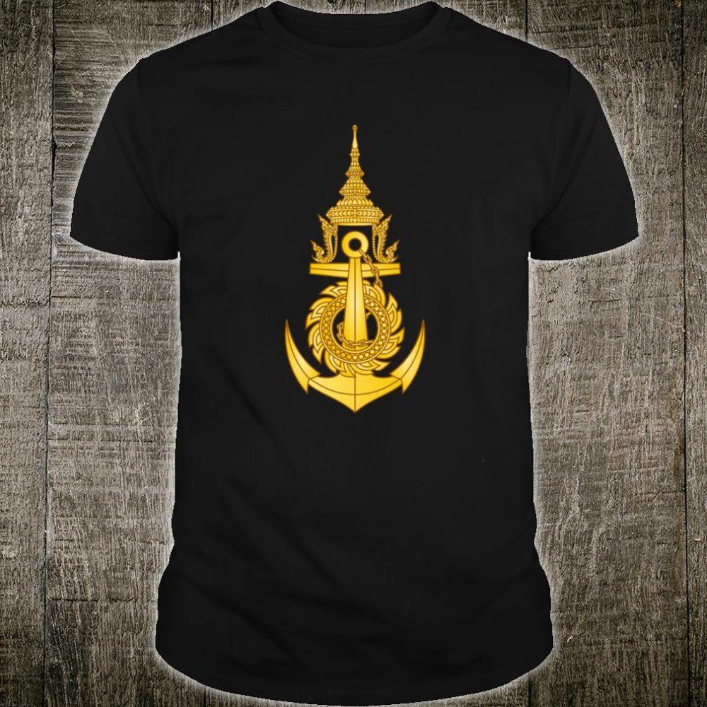 Royal Thai Navy Shirt