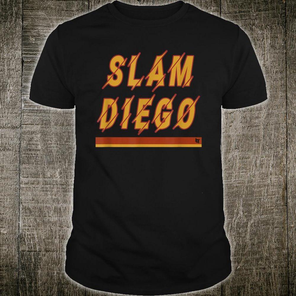 SLAM DIEGO BASEBALL Shirt