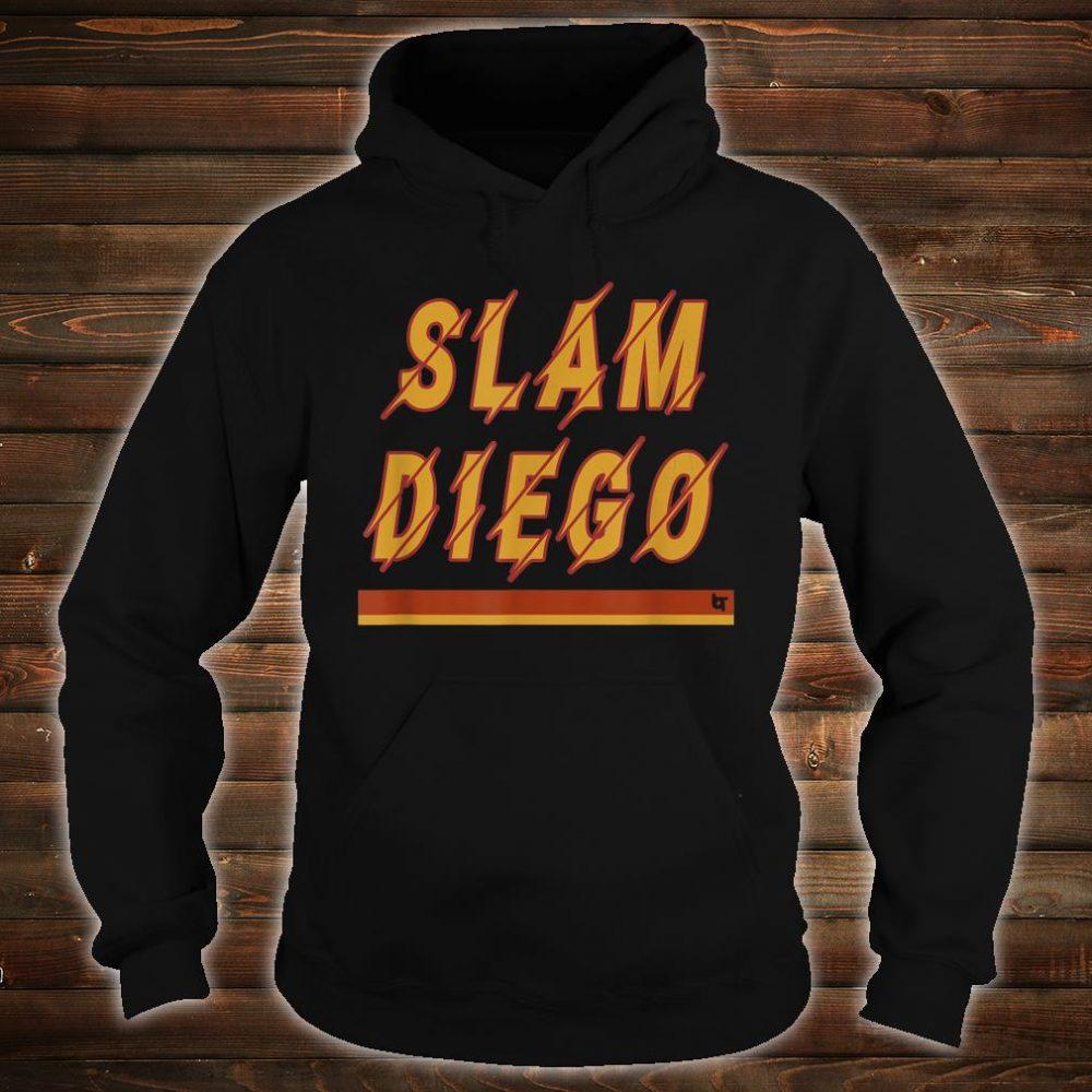 SLAM DIEGO BASEBALL Shirt hoodie