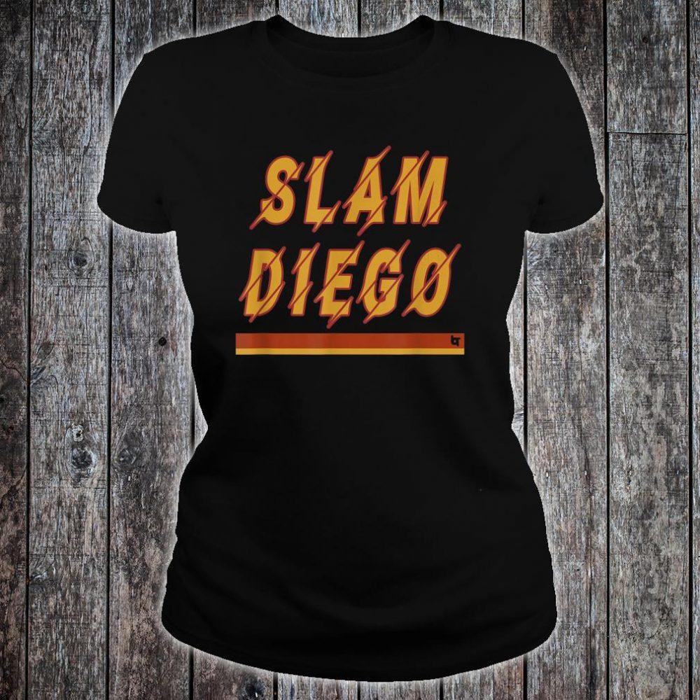 SLAM DIEGO BASEBALL Shirt ladies tee