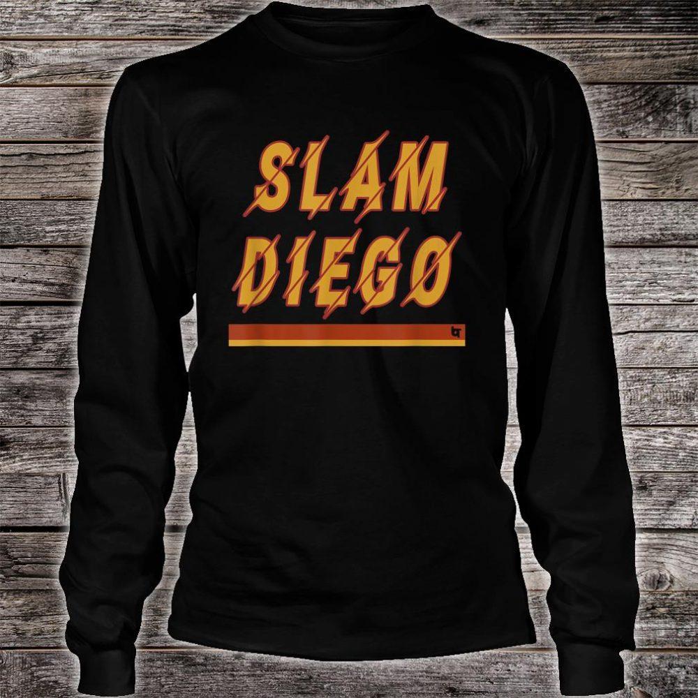 SLAM DIEGO BASEBALL Shirt long sleeved