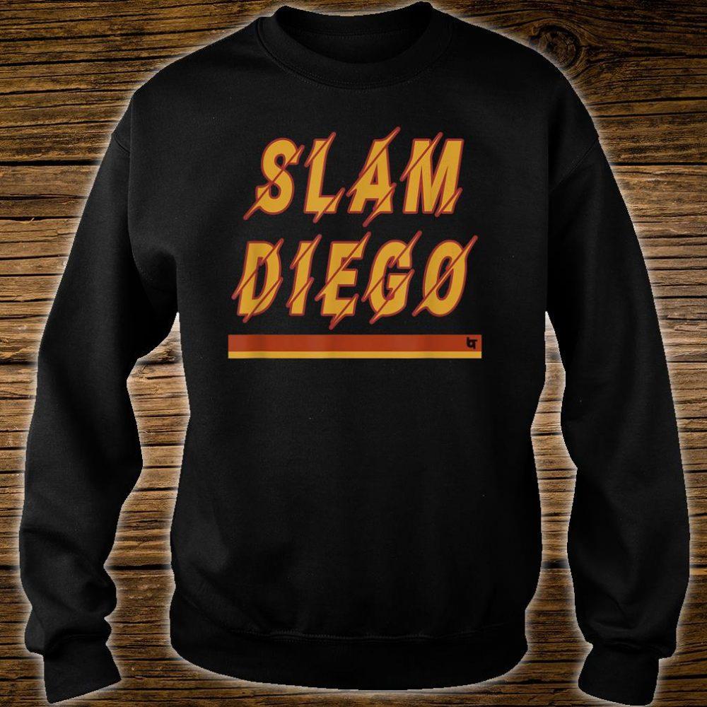 SLAM DIEGO BASEBALL Shirt sweater