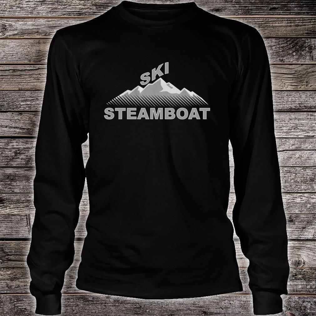 Ski Steamboat Shirt long sleeved