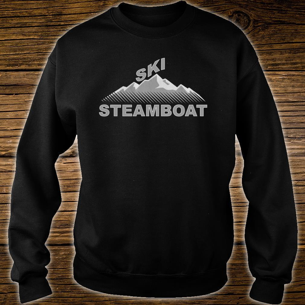 Ski Steamboat Shirt sweater
