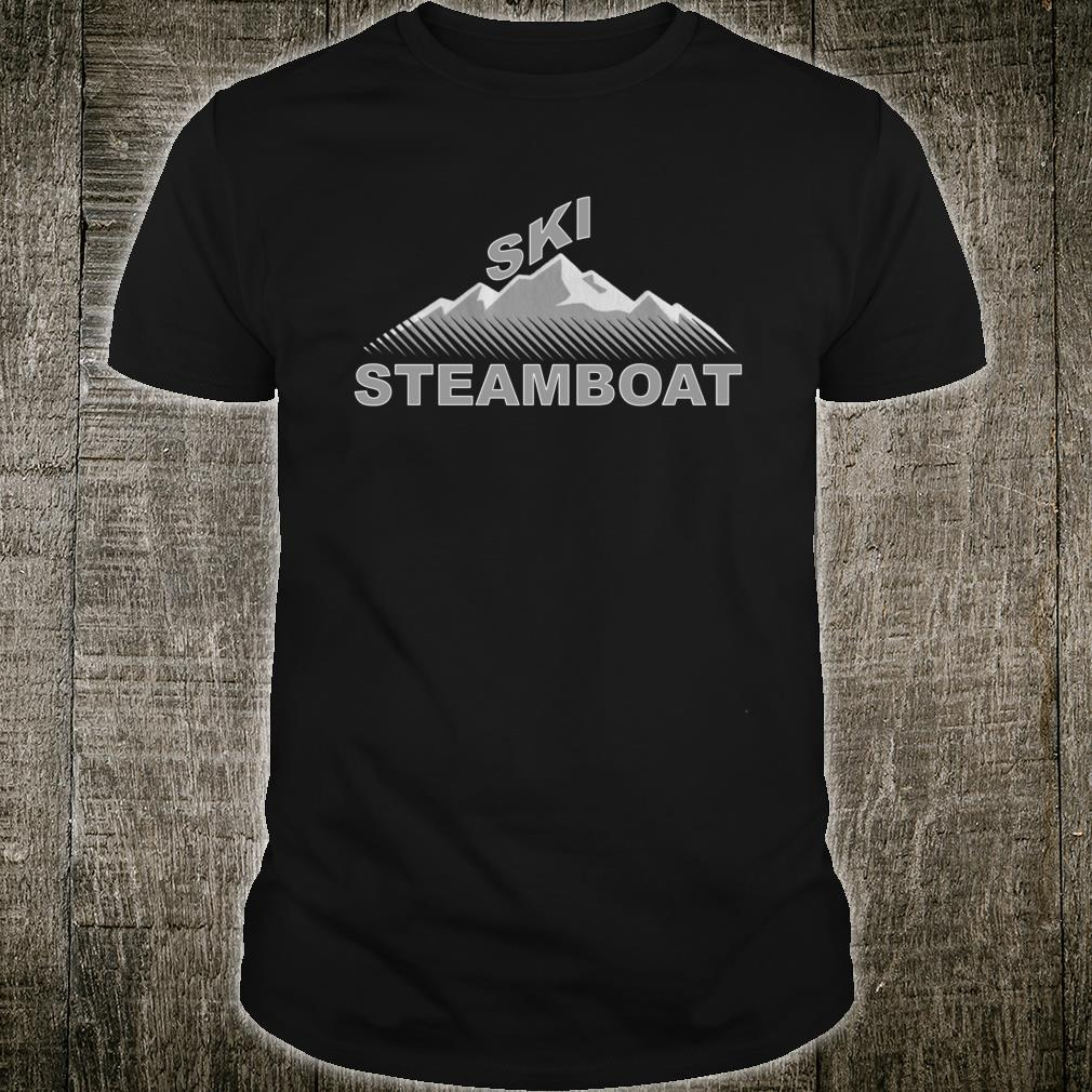 Ski Steamboat Shirt