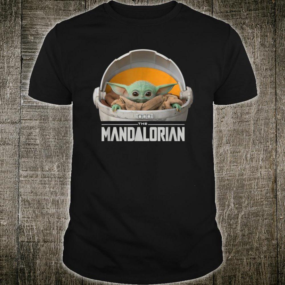 Star Wars The Mandalorian The Child Floating Pod Shirt