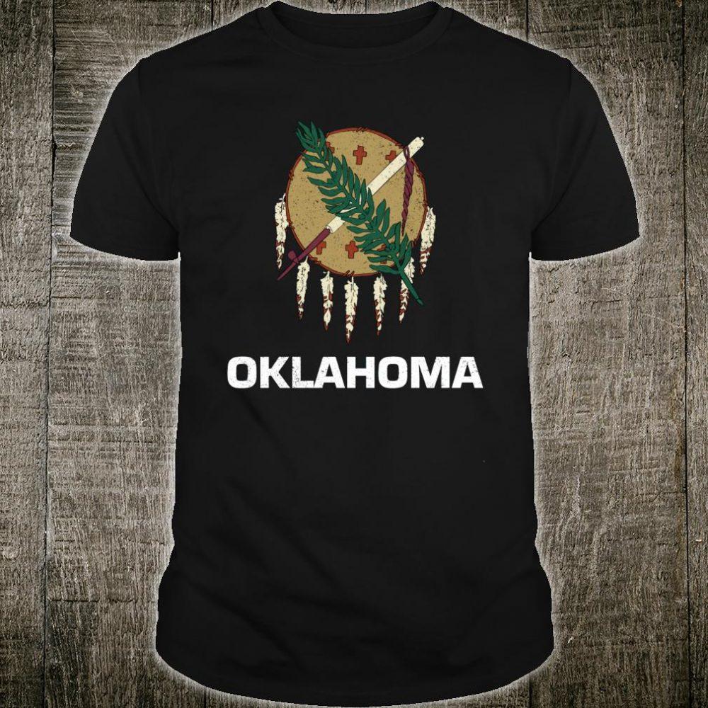 State of Oklahoma flag Shirt
