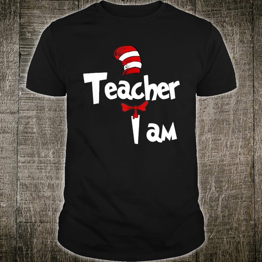 Teaching is my thing teacher I Am Shirt