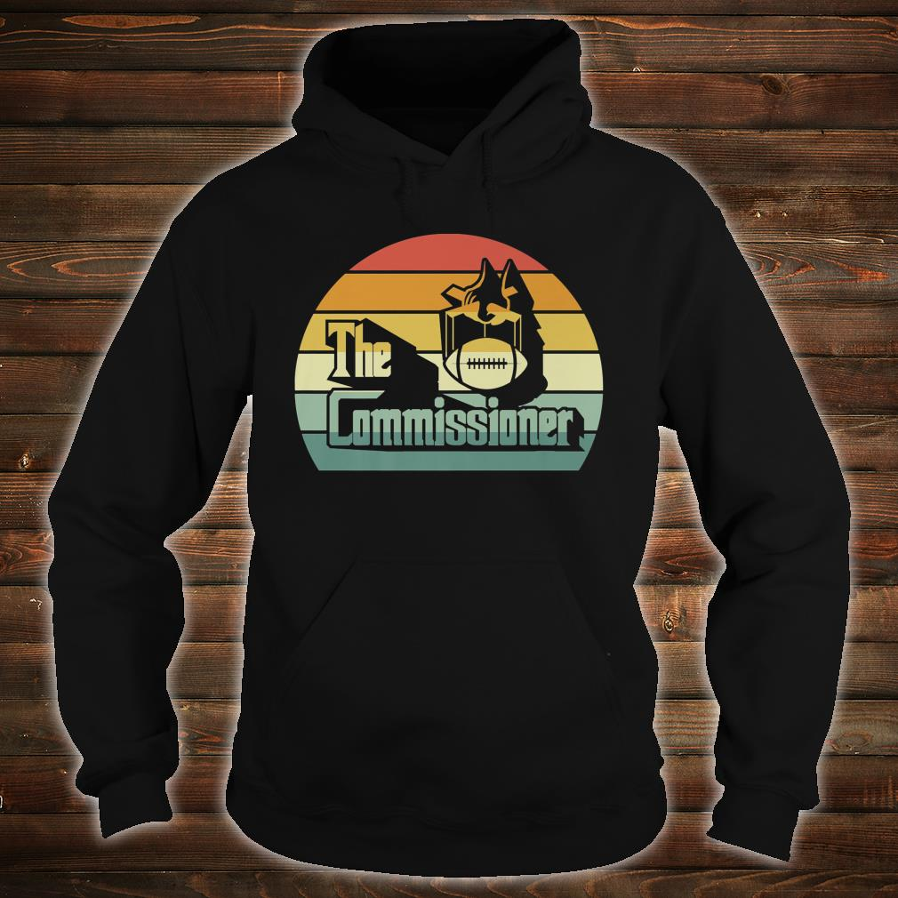 The Commissioner Shirt hoodie