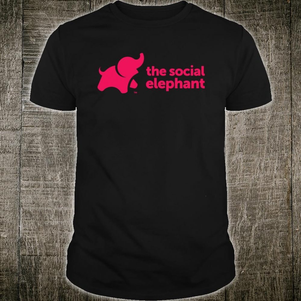 The Social Elephant Shirt