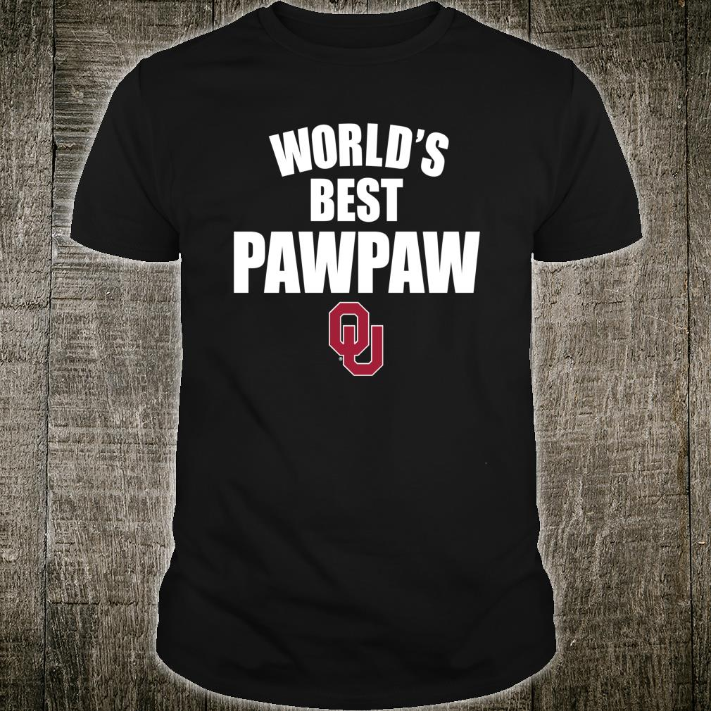 They Call Me Pawpaw Shirt