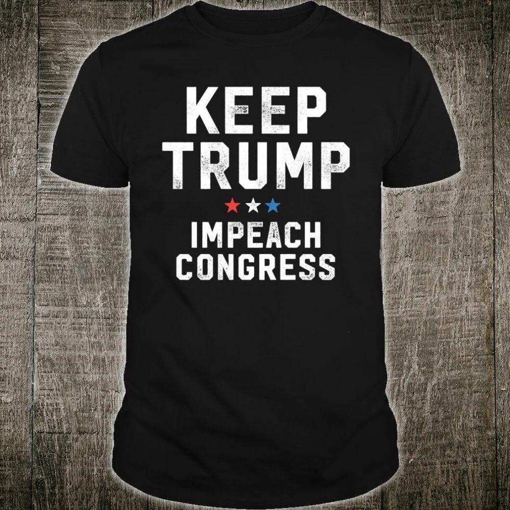 Trump Impeach Congress Shirt