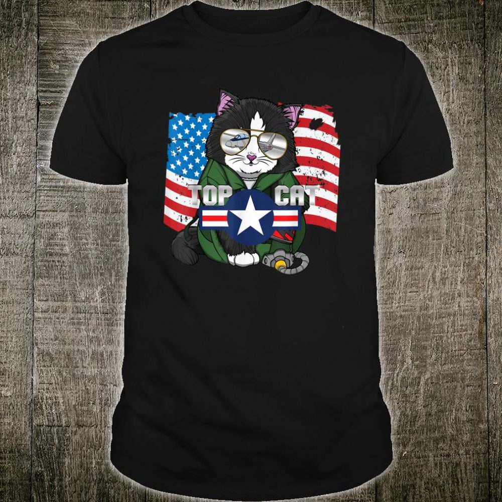 Trust me I am a cat fighter pilot Shirt