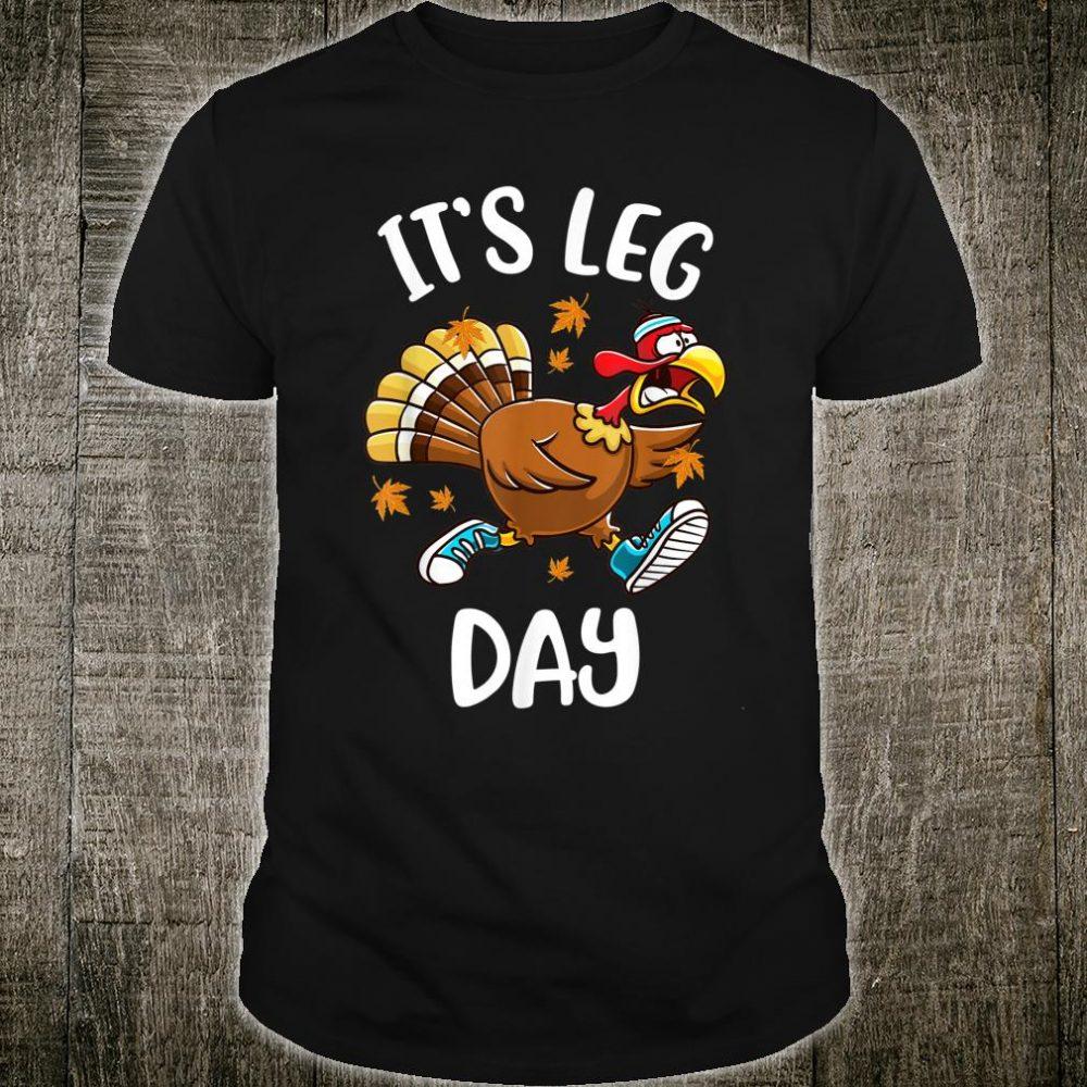 Turkey Exercise Workout Thanksgiving Shirt