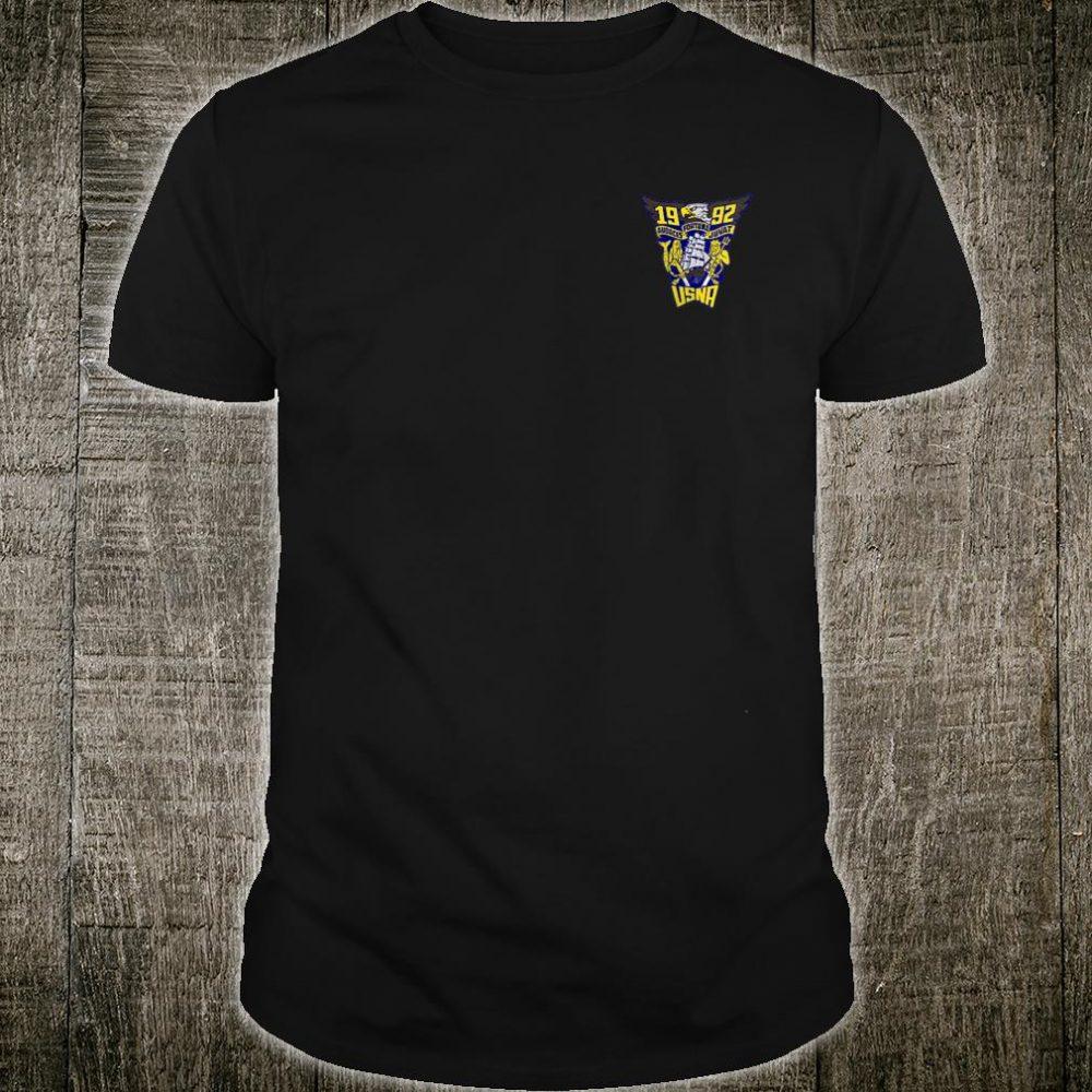 USNA Class of 1992 shirt