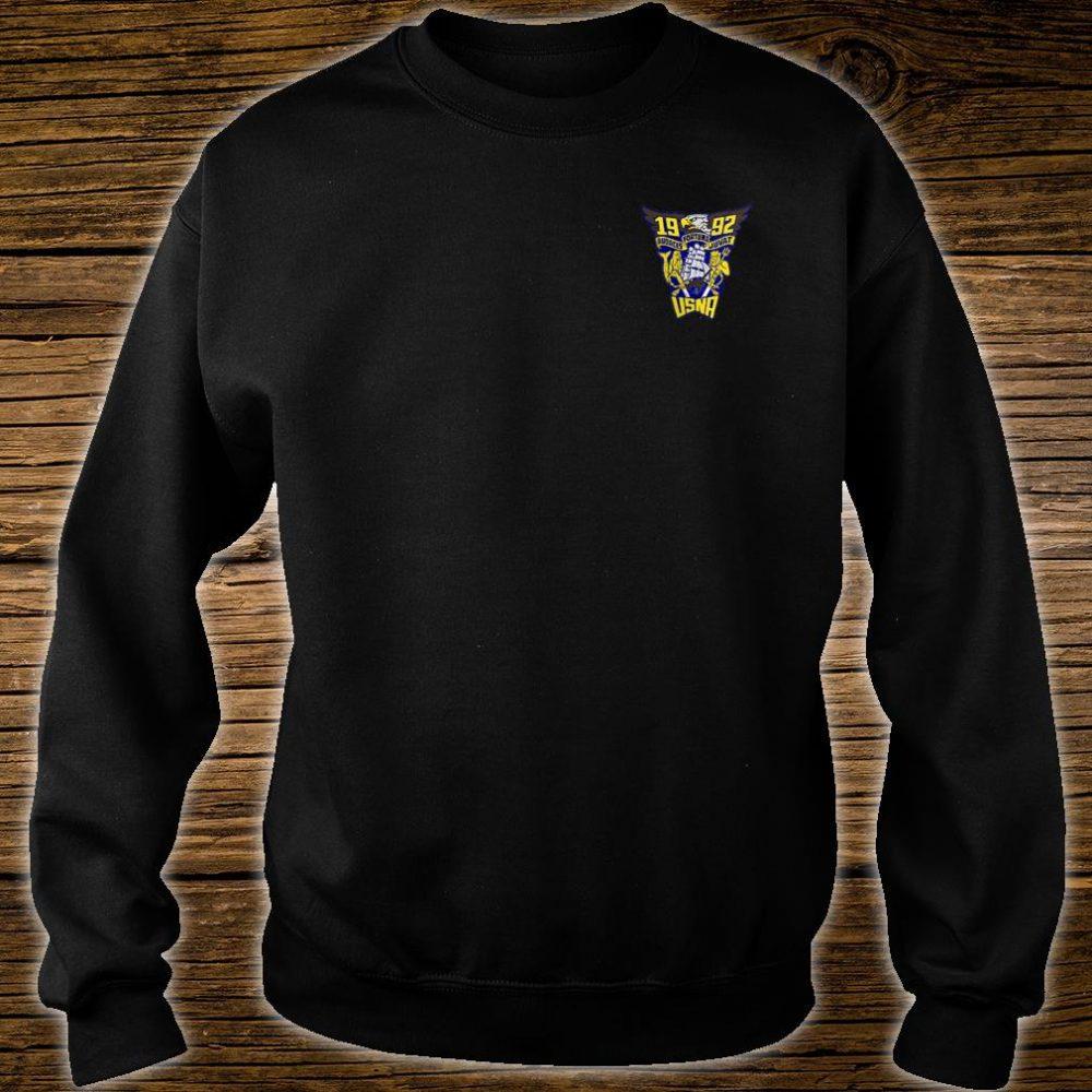 USNA Class of 1992 shirt sweater