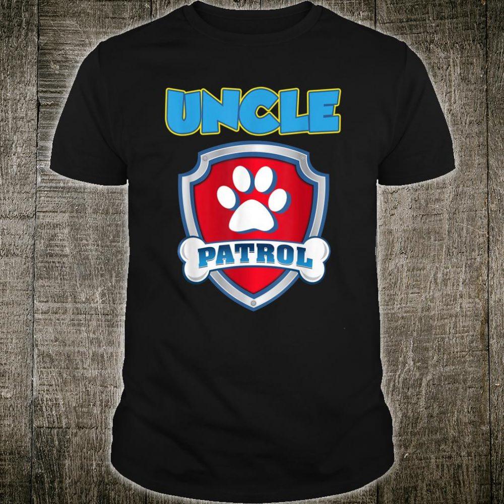 Uncle Patrol Shirt