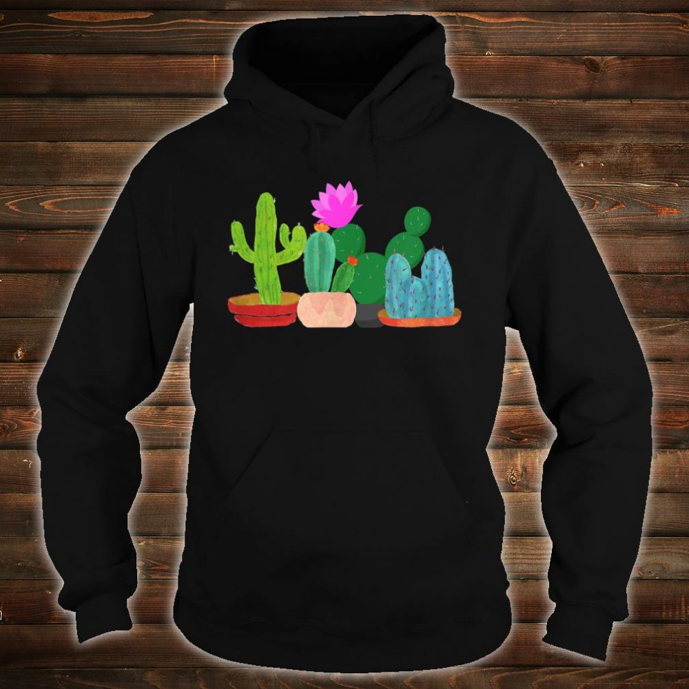 Unisex Cactus Summer Shirt hoodie