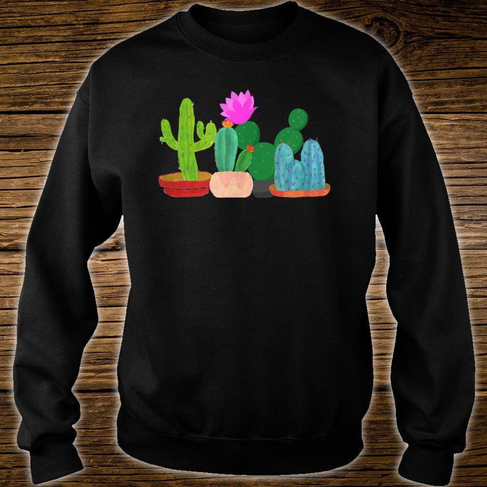 Unisex Cactus Summer Shirt sweater