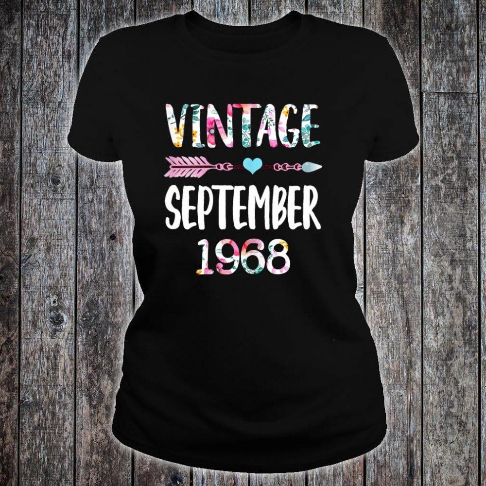 Vintage Since 1968 Shirt ladies tee