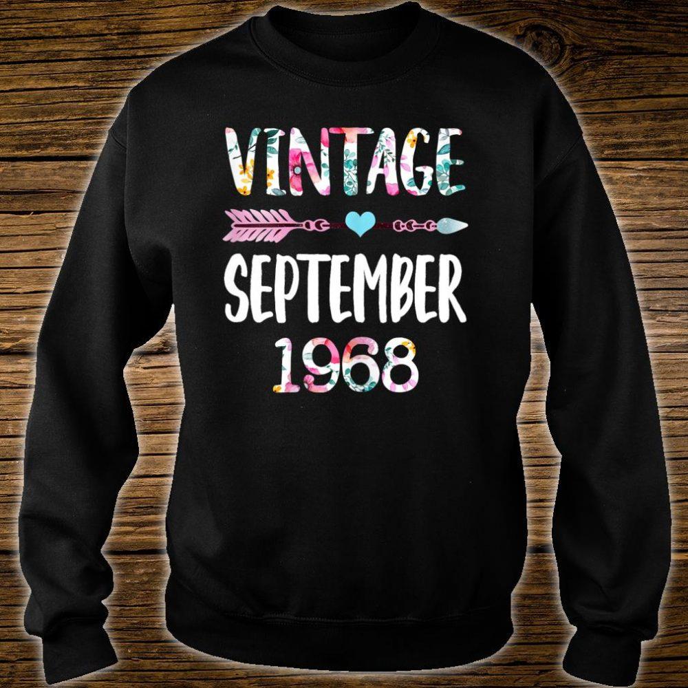 Vintage Since 1968 Shirt sweater